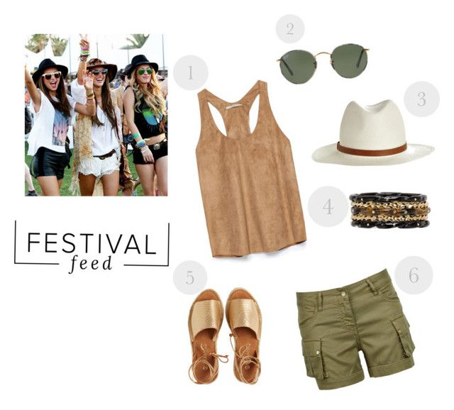 1. Zara t-shirt- 105 RON 2. Ray Ban Sunglasses- 695 RON, 3. Calypso Fedora- 695 RON 4.Ashley Pittman Bracelets - 1.000 RON 5. KAANAS SHOES Espadrille - 435 RON 6. Barbour Shorts - 505 RON